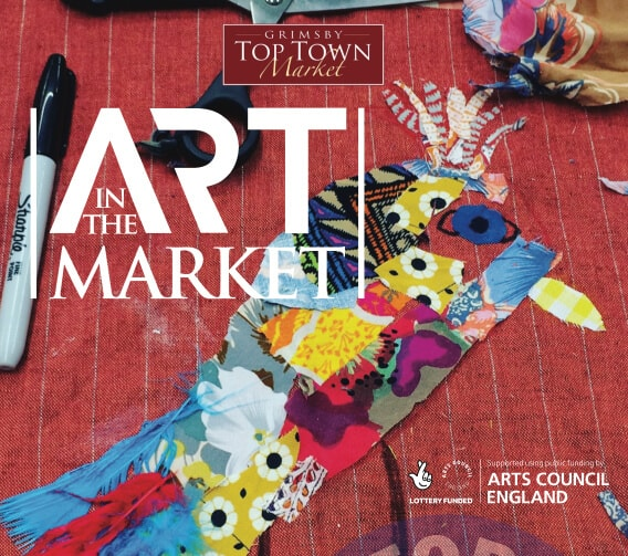 Featured Projects - Art in the Market