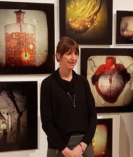 Meet the Artist - Tracey Holland