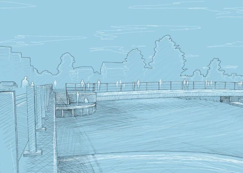 Our Haven - Garth Lane Bridge