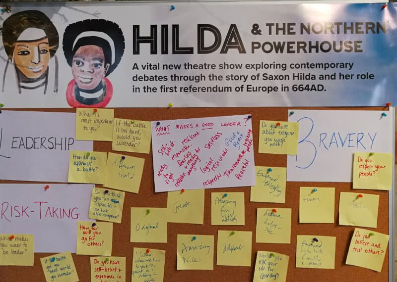 Hilda and the Northern Powerhouse