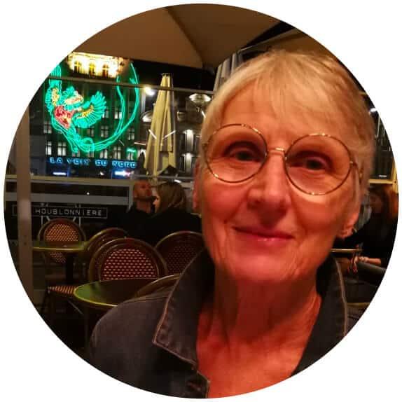 Monica Chatterton MBE, BSc, MSc