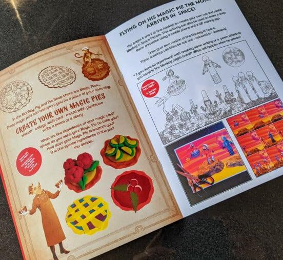 Anna Bean - Monkey, Pig and Pie